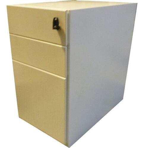 9C4-2FE-6DB White Metal Pedestal