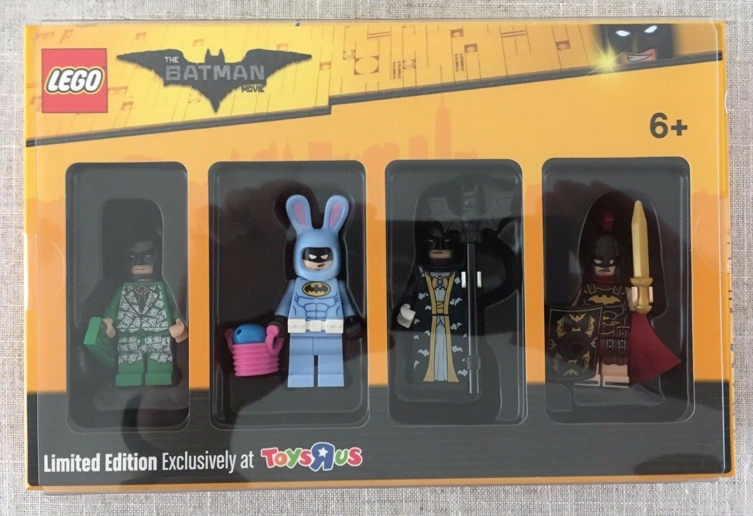 LEGO The Batman Movie  Batman Movie Minifigure Collection (5004939) New Sealed