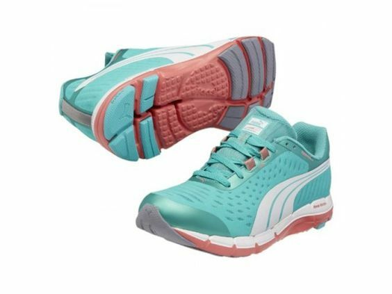Puma Faas 600 S V2 Ladies Running shoes - turquoise   mint & coral