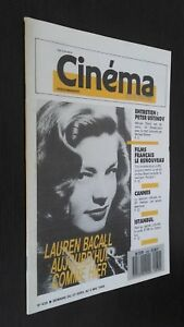 Revista Semanal Cinema N º 439 de La 27 Abril A 3 Mai 1988 Buen Estado