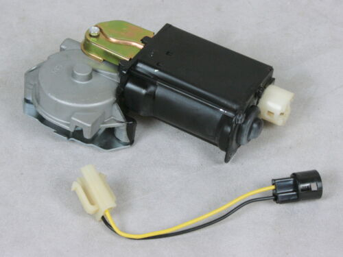 NEW 1968-82 Corvette Power Window Motor Driver/'s Side Left hand LH with Gear
