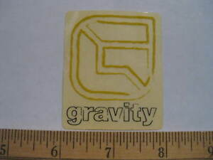FSA Gravity Rectangle sticker Decal