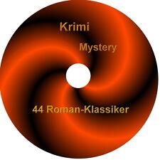 KRIMI - MYSTERY  44 E-Books