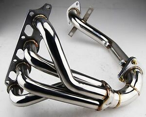 EXHAUST-MANIFOLD-4-1-amp-CAT-REMOVAL-FOR-FORD-FOCUS-ST170-2-0L-1998-2004
