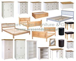 Charles 1 drawer dressing table set oak dressing table set - Capri White Amp Pine New England Style Bedroom Furniture Inc