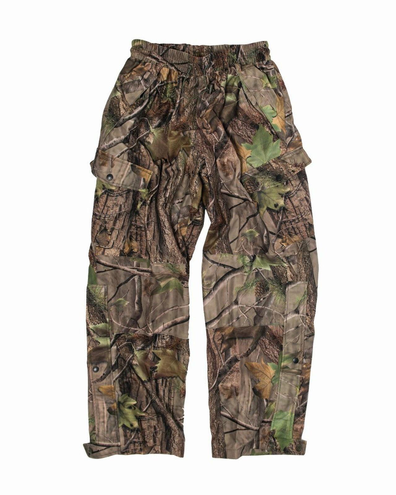 Mil-tec Hunting trousers Wild trees HD pantalones caza pantalones pirschhose Paintball