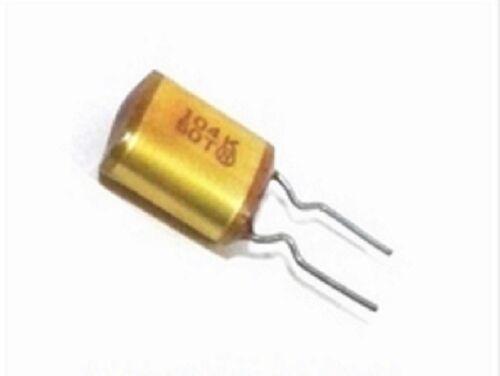 Condensadores de película de poliéster 33nF 250V Nissei-Reino Unido Vendedor