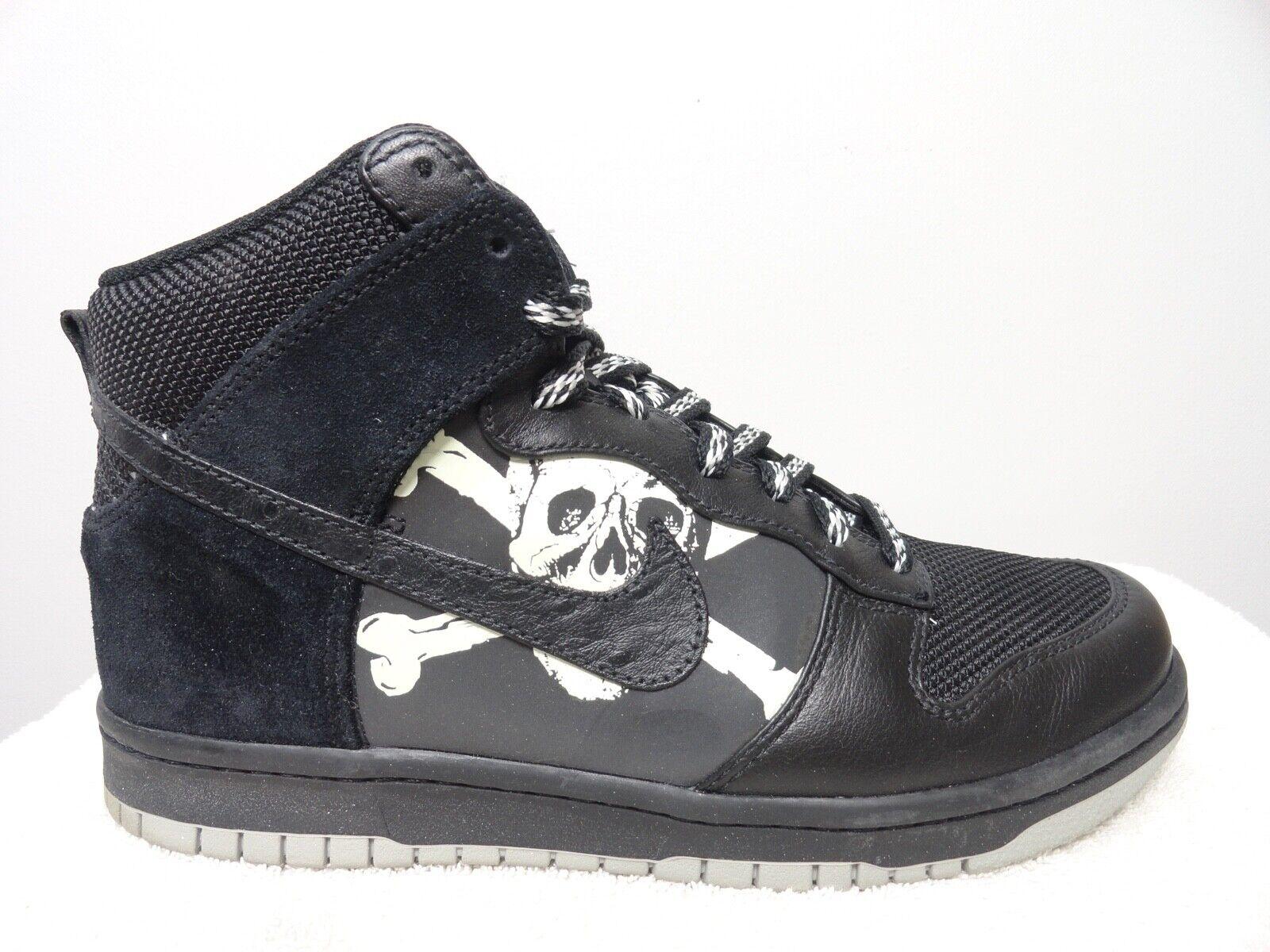 Nike Dunk high ST.PAULI  release in 2008 size 7  Rare