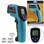 Infrared-Laser-Thermometer-Temperature-Gun-Digital-LCD-Heat-Measure-Reader-GM550 miniature 1