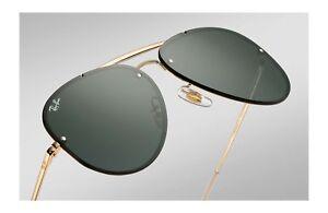 Details 2018 Sunglasses New Blaze Aviator About Drop Rb Ray Ban 3584n cuTlFJK135