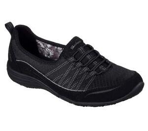 Skechers-Unidad-Go-Big-NUEVO-EN-Zapatos-negros