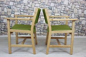 50er hans j wegner getama stuhl armlehnstuhl danish 1 von 2 ebay. Black Bedroom Furniture Sets. Home Design Ideas