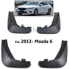 SPLASH GUARDS FIT FOR 2013 2014 2015 2016 MAZDA 6 GJ MUD FLAPS MUDGUARDS 2017