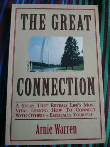 1 of 1 - The Great Connection (Paperback)-Arnie Warren-0965514846