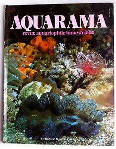 éNergique Aquarama Magazine N°50; Les Milieux Aquatiques Tropicaux
