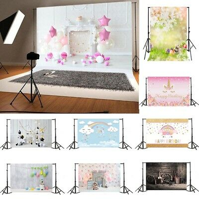 Fairy Tale Vinyl Backdrop Background Photography Studio Photo Props 5X7FT SN196