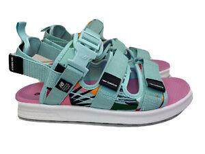 Details about New Balance 750 Sport Sandals Slides Men's Size 12 D Blue Ankle Straps NEW