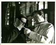 LIFE AT THE TOP 1965 Laurence Harvey JOHN BRAINE Cigarettes 10x8 STILL #2035