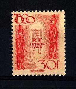 TOGO-1947-Segnatasse