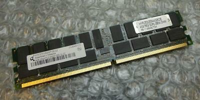 4GB HP Qimonda 405477-061 PC2-5300P 2Rx4 Registered DDR2 ECC Server Memory