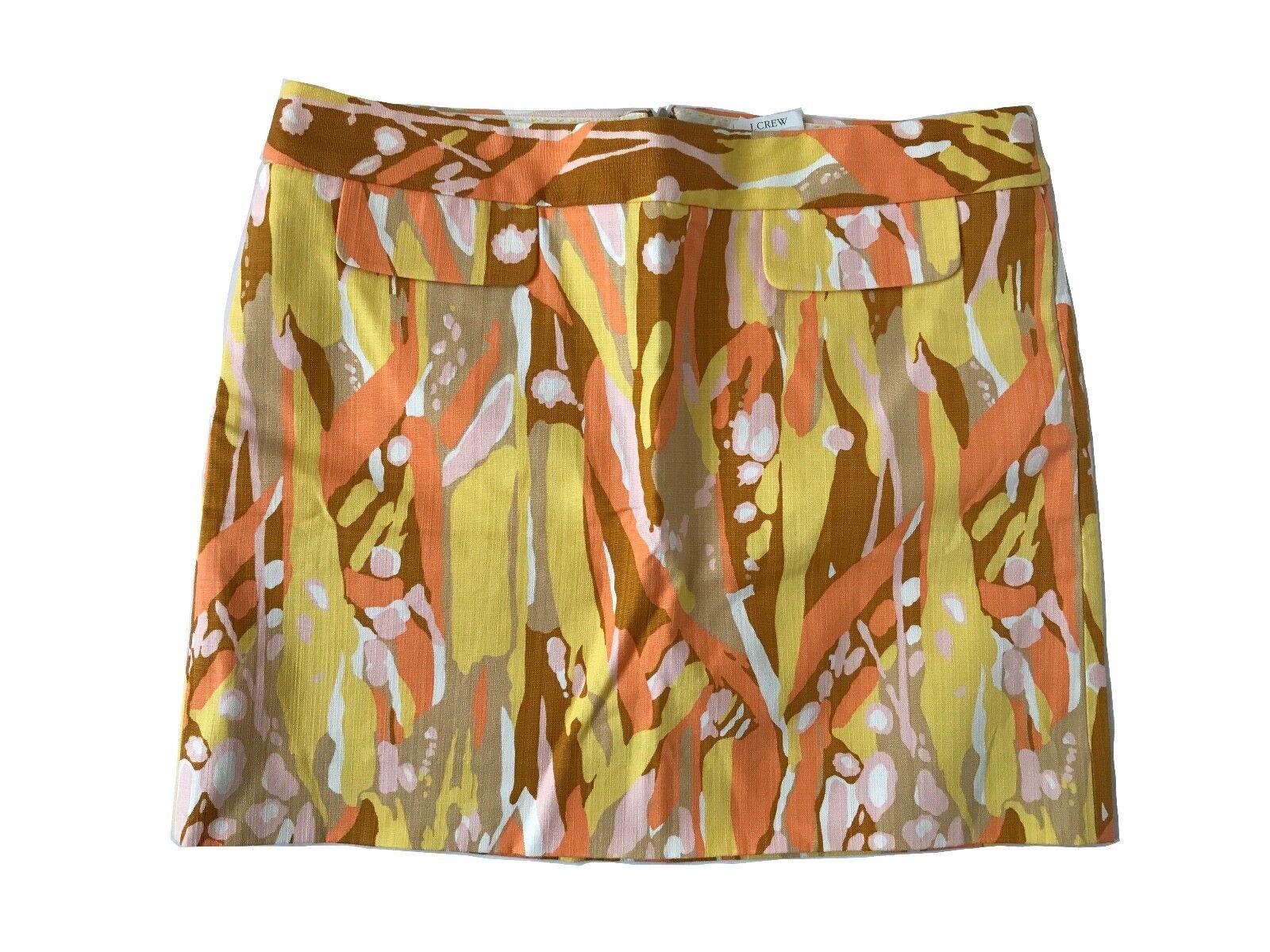 J Girocollo Factory - - - 8 (M) - Nuova con Etichetta - Giallo Arancione Marronee 36d447
