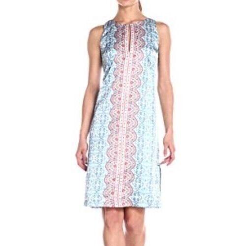 NANETTE LEPORE Pretty Porcelain Dress Größe 2