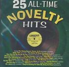 Various - 25 All Time Novelty Hits Audio CD UK Fast