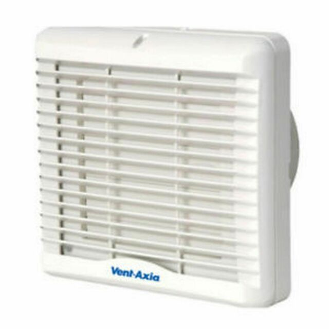 Vent Axia LuminAir H Humidity Extractor Fan and Light Shower Bathroom 188610