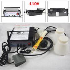 Portable Powder Coating Machine Powder Coating System Paint Spray Gun 110v Us
