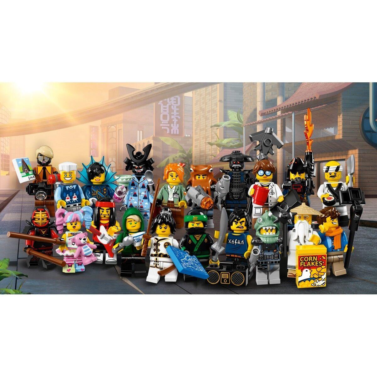 LEGO 71019 Ninjago Movie statuine MINIFIGURES 20 versetto carattere.