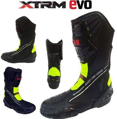 Modeka Muddy Track II Evo Motorradstiefel 44