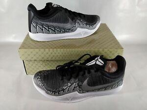 4455c8a69469 Nike Mamba Rage Kobe Basketball Shoes 908972-001 Anthracite Black ...