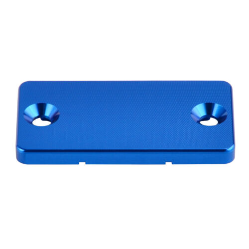 CNC Front Brake Reservoir Cover Cap Blue For Yamaha YZ 85 125 426F-450F WR 250F