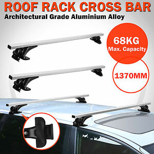 New 54 Quot 1370mm Top Luggage Cross Bars Car Roof Rack