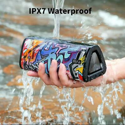 Mifa A10 Portable Bluetooth Speaker 360 Stereo Sound 20w Ipx7 Waterproof Wirel Ebay