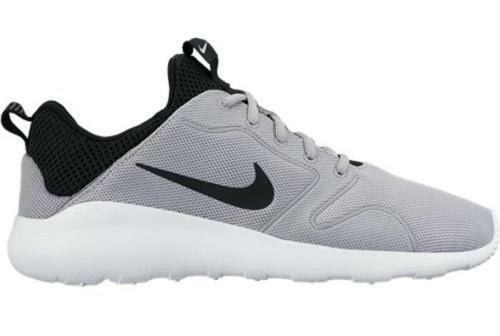 833411-001 Nike Kaishi 2.0 Running shoes Grey Black-White Sizes 8-12 NIB