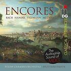 "Encores: Bach, H""ndel, Telemann, Mozart (CD, Sep-2016, MDG)"