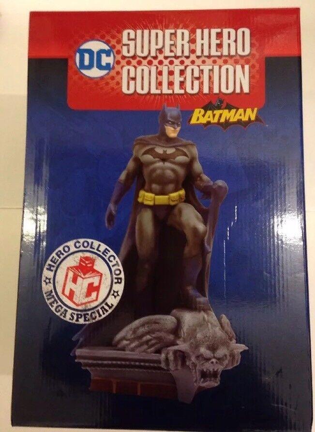 DC súper héroe Batman Figura Estatua Grande De Colección - 33cm