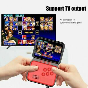 900 In 1 Portable Video Game 3 inch HD Screen Handheld Game Console 16 Bt