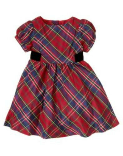 NEW Gymboree girls short sleeve dress fall spring holiday special occasion party