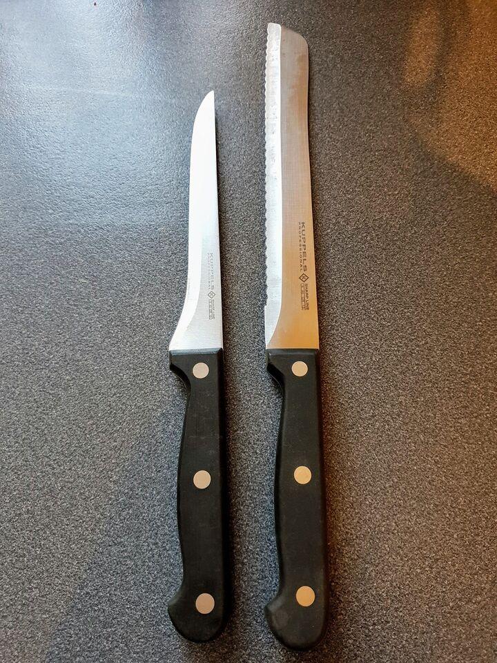 Bestik, Knive, Kuppels professionel sharp line