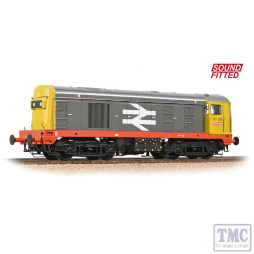 32-030DS Bachmann OO Class 20 Headcode Box 20156 BR Railfreight Sound Fitted