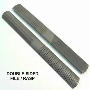DOUBLE SIDED WOOD RASP FILE CARVING STICK MAKING WOOD ...