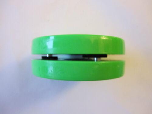 Green Biscuit Original Hockey Training Puck Dangling Passing Stickhandling
