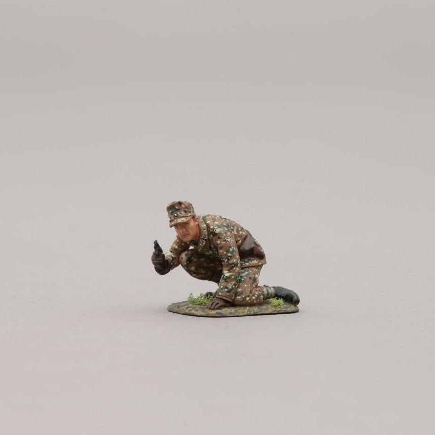 Thomas Gunn SS068A SS Soldier Crouched (Base)