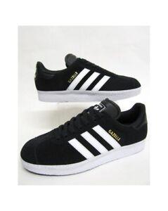 Adidas Gazelle Shoes Black Kids size 4