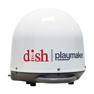 Dish Network For Rv >> Rv Winegard Pa 1000 Playmaker Portable Satellite Antenna For Dish