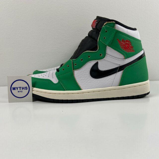 Wmns Air Jordan 1 Retro High OG 'Lucky Green' - Size 8.5 - DB4612 300 - IN HAND
