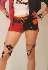 shorts cosplay Harley quinn