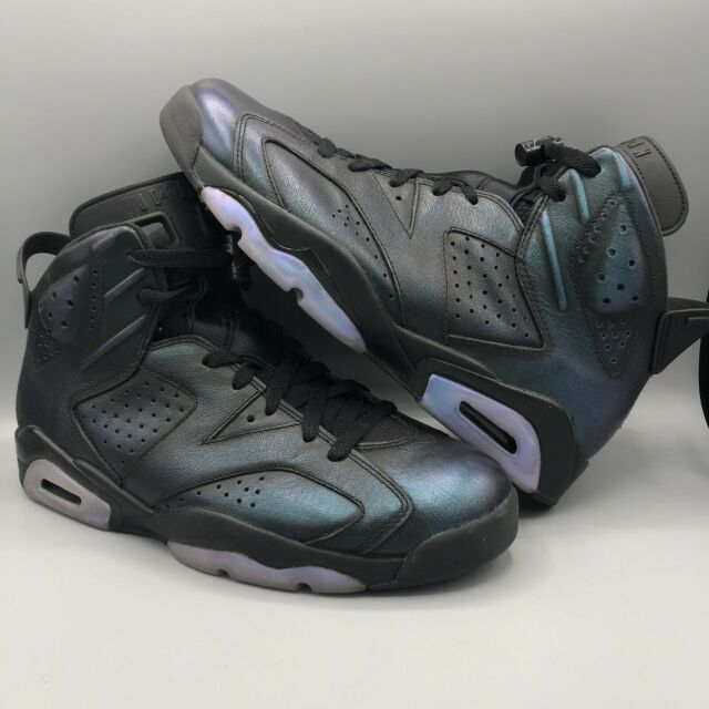 cheap for discount 6d083 1f946 Nike Air Jordan 6 Retro AS All-Star Chameleon 907961-015 Men's Shoes Size  10 VI